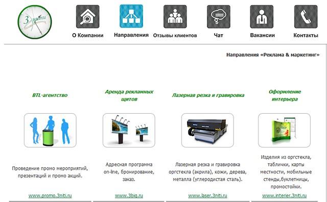 Дизайн иконок для сайтов