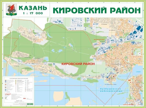 Дизайн административной карты
