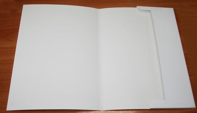 Печать бумажных папок